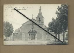 CPA Rétrécit - Arles - Eglise De La Major Chantée Par Mistral Dans Mireille - Arles