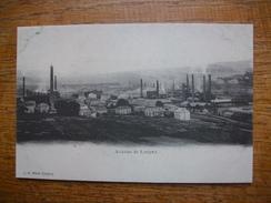 Repro , Cartes D'autrefois , Longwy , Acièries De Longwy - Longwy