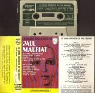 """K 7   """"  Le  Grand  Orchestre  De  Paul  Mauriat  """" - Audiokassetten"""