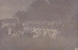 AK Foto Hochzeitsgesellschaft - 1915  (31309) - Noces