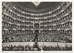 X724 Milano - Teatro Alla Scala - Interno / Non Viaggiata - Milano (Milan)