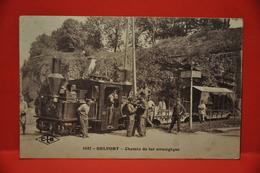 Belfort - Chemein De Fer Stratégique - Belfort - Ciudad