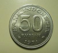 Indonesia 50 Rupiah 1971 - Indonesia