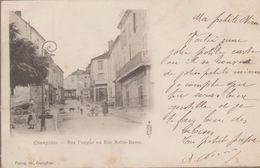 Champlitte-  Rue Pasteur Ou Rue Notre-dame - Altri Comuni