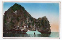 VIET-NAM---1953---Baie D'Along--L'Arche - Vietnam