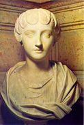 Roma - Musei Capitolini - Sala Imperatori - Busto Di Faustina Minore Moglie Di Marco Aurelio - 526 - Formato Grande Non - Musées