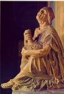 Roma - Musei Capitolini - Statua Di Vecchia Ebbra - 532 - Formato Grande Non Viaggiata – E 2 - Musées