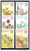 FALKLAND ISLAND DEPENDENCIES - GEORGIE DU SUD 1981 YT N° 92 à 97 ** - Géorgie Du Sud