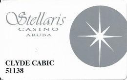 Stellaris Casino - Aruba - Slot Card .....[FSC]..... - Casino Cards