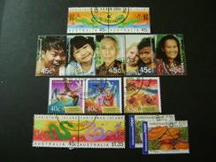 Australia - Christmas Island 2000-2001 Commemorative Issues - Used - Christmas Island