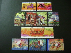 Australia - Christmas Island 2006-2010 Commemorative Issues - Used - Christmas Island