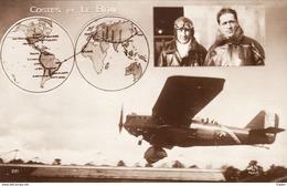 Costes Et Le Brix - Airmen, Fliers