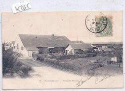FOURCHAMBAULT-  FONDERIE DURAND- - Autres Communes
