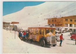 LES DEUX ALPES -  Service-Urbain ( Autocar)  Vers La Patinoire & Télésiège De La S.E.A. - 105x150 - Autres Communes