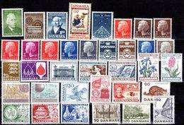 Dänemark Lot Postfrisch ** Aus Nachlass (br1982) - Danemark