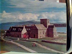 SCOTLAND NUNNERY, IONA ABBEY, ISLE OF IONA, . VB1982 GI17862 - Argyllshire