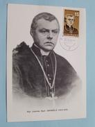 Mgr. Joannes Bapt. SWINKELS ( 1810 - 1875 ) 1966 ( Zie Foto ) ! - Surinam