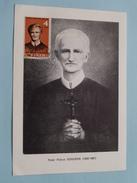 Pater Petrus DONDERS ( 1809 - 1887 ) 1966 ( Zie Foto ) ! - Surinam