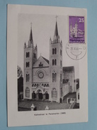 Kathedraal Te PARAMARIBO ( 1885 ) 1966 ( Zie Foto ) ! - Surinam