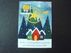 Liechtenstein 2017 - Kerstmis Christmas Card - Kerstmis
