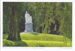 Künstler Fotokarte - Mars Und Minerva Statue Im Schlosspark Von Neuhardenberg  -    Foto Towa Basovic   **19950-118** - Neuhardenberg