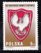 Pologne 1983 N° Y&T :   2709 ** - 1944-.... République