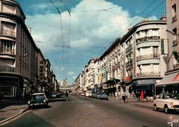 CPSM 29 BREST La Rue De SIAM  , AUTOMOBILES CITROËN DS COMMERCES - Brest