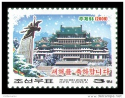 North Korea 2009 Mih. 5393 New Year MNH ** - Korea, North