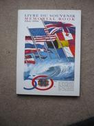 LIVRE  DU  SOUVENIR -  1944/1994 -  50eme Anniversaire Du Débarquement - ANGLAIS - FRANCAIS - Boeken