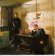 Pet Shop Boys -It's A Sin/You Know Where You Went Wrong - Rock