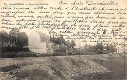 Neufchâteau - Route De L'Abattoir (petite Animation, 1906) - Neufchâteau