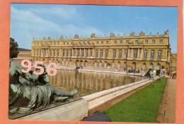 * * VERSAILLES * * Vue Arrière Du Château - Versailles (Château)