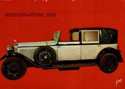 TEUF-TEUF HISPANO-SUIZA 1927 - Turismo
