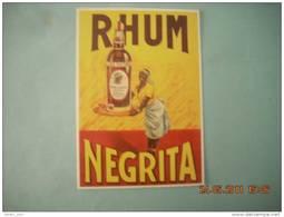 CLOUET      100645 RHUM NEGRITA    DORFINANT - Advertising