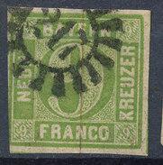 Stamp Bavaria 1850-58 9kr Used Lot #90 - Bavaria