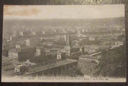 Lyon N°271 - Vue Générale De Vaise Et Usines Gillet à Serin - Circulée Le 30 Octobre 1918 - Other