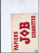 Buvard Papier Job  Cigarettes - Tobacco