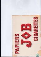 Buvard Papier Job  Cigarettes - Tabac & Cigarettes
