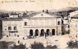 710Ax   Italie Bagni Di Casciana Le Terme - Altre Città