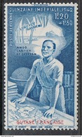 GUYANE AERIEN N°24 N** - Guyane Française (1886-1949)