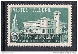 ALGERIE N°334 N** - Algérie (1924-1962)