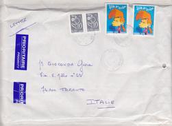 FRANCIA 2005 FETE DU TIMBRE + MARIANNE SU BUSTA - Francia
