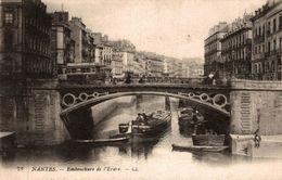 NANTES EMBOUCHURE DE L'ERDRE - Nantes