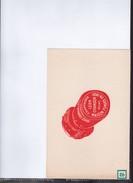 2 Buvards    Champagne  Léon  Chandon - Buvards, Protège-cahiers Illustrés