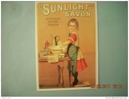 CLOUET  101029  SAVON SUN LIGHT PETITE FILLE - Shops