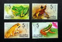 Thailand Stamp 2014 Amphibian - Thailand