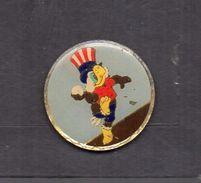 CP1169 UN PIN'S ELECTORAL AMERICAIN AMERICA - Pin's & Anstecknadeln