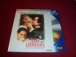 Laserdisc    // LE TEMPS DE L'INNOCENCE - Other Collections