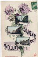 88  VRECOURT        Souvenir De ............. - Andere Gemeenten