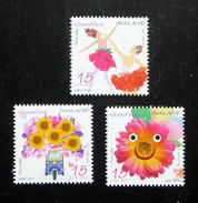 Thailand Stamp 2014 New Year 15 Baht - 2nd Series - Thailand